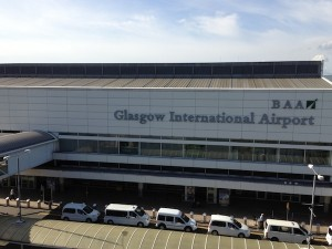 car hire from Glasgow airport