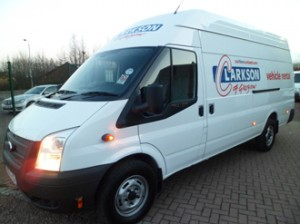 Transit vans for sale Glasgow Clarksons