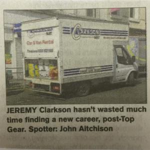 Clarkson of Glasgow Car & Van Hire