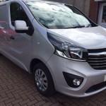 Vivaro LWB 'Sportive' van for hire