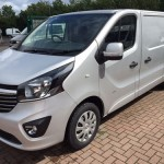 Vivaro LWB 'Sportive' van to rent