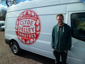 David (Clyde Valley Tomatoes)