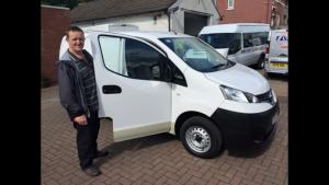 Small vans, Transit vans, Luton box vans