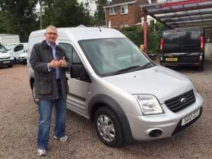 Ford Transit Connect for sale Clarksons of Glasgow