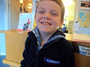 Guy Clarkson! The 3rd generation at Clarkson Vehicle Hire Glasgow