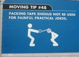 Moving house tip