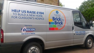 Prince and Princess of Wales Hospice Transit Van