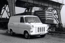1960s Transit Van