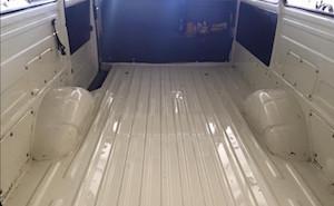 1978 Toyota Lite Ace day van interior