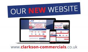 Clarkson Commercials van sales Scotland