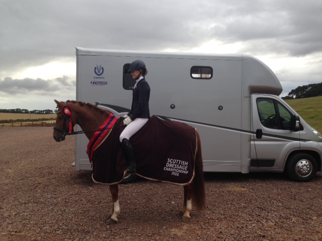horse box sales scotland