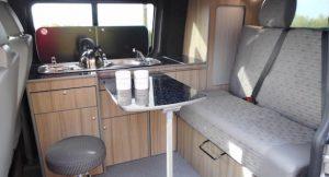 Camper van hire 2
