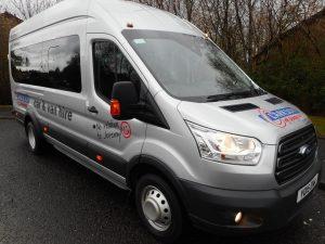 Minibus hire glasgow