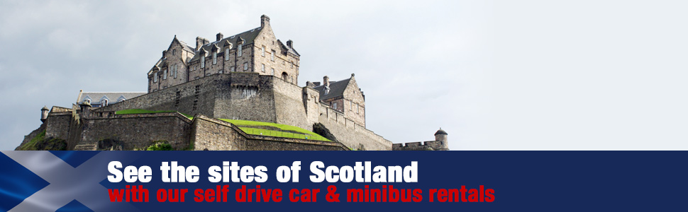 See the sites of Scotland