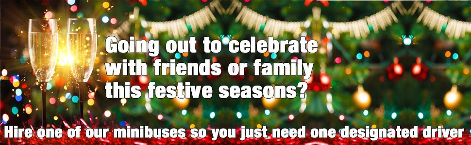 Going out to celebrate with friends or family this festive seasons?