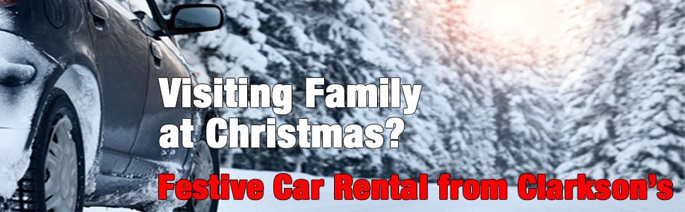 Visiting Family at Christmas?