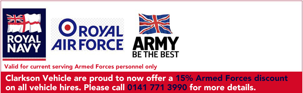 British Armed Forces Discount