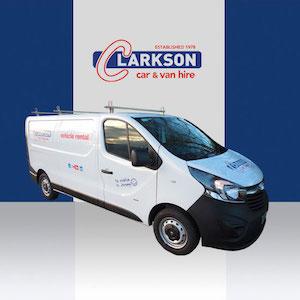 Vauxhall Vivaro Medium Wheelbase Van