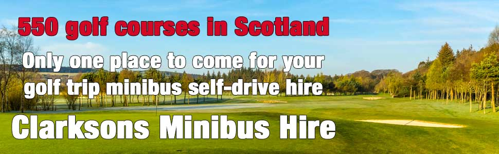 Golf Spring Mini Bus Hire